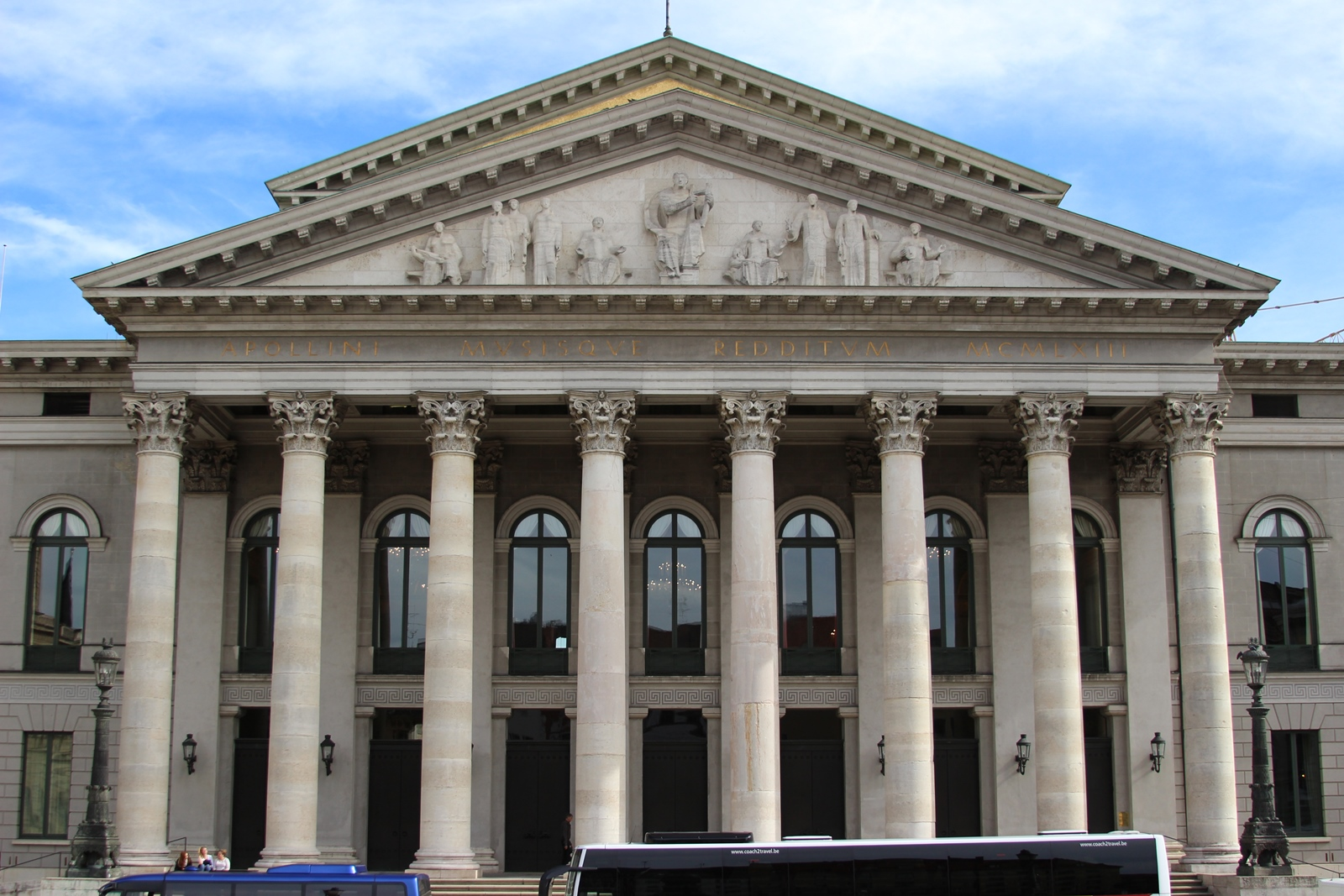 Bayerische Staatsoper - Nationaltheater