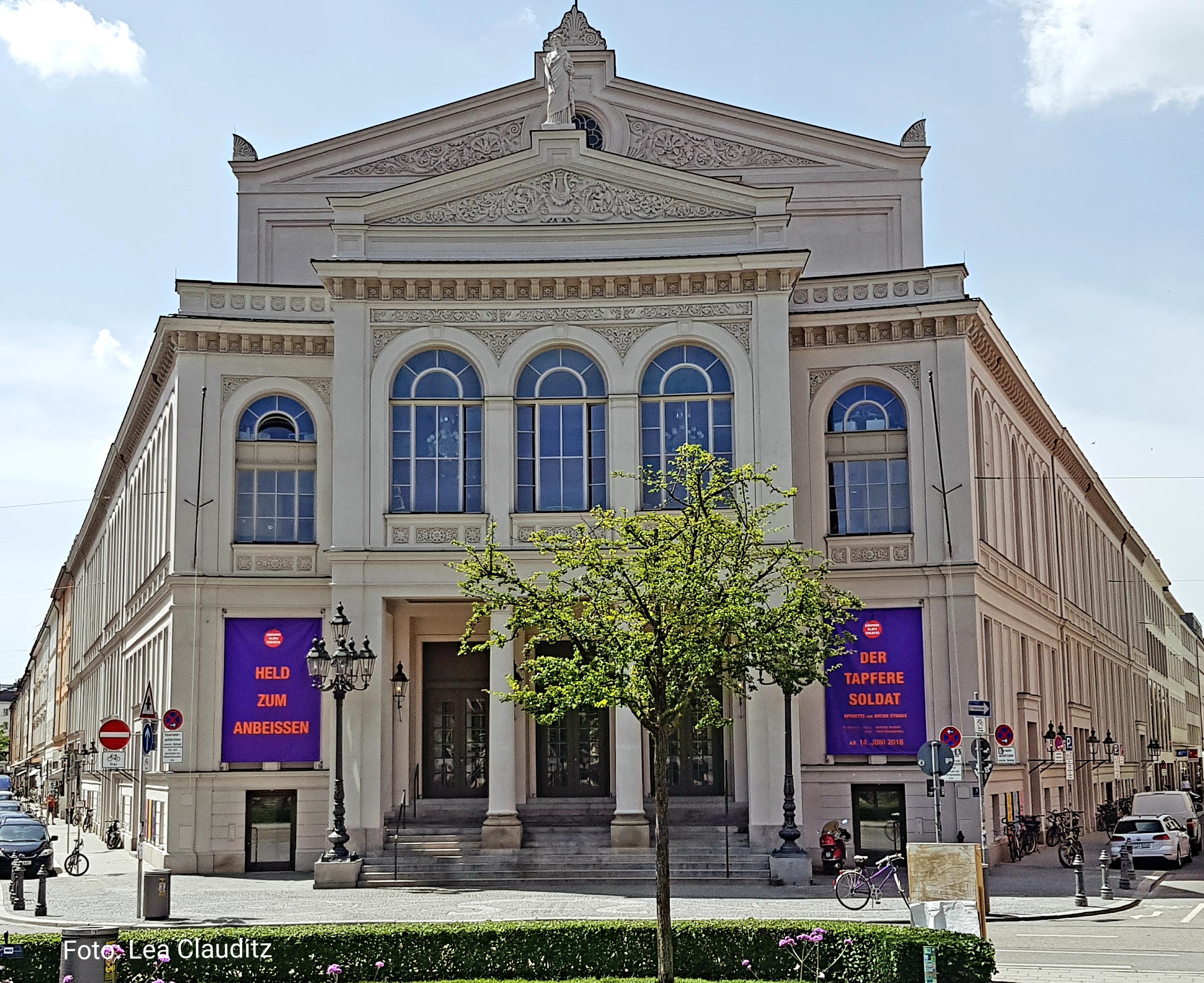 Staatstheater am Gärtnerplatz