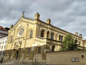 Allerheiligen Hofkirche (Foto: TJR)