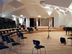 Orchesterprobesaal (Foto: TJR)