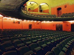 Zuschauerraum Schauspielhaus (Foto: Andreas Pohlmann)